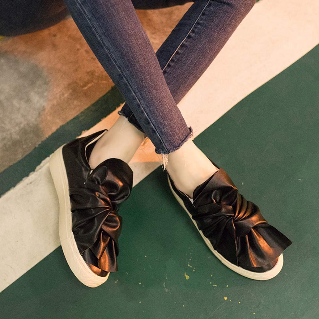 York Zhu Women Flats Loafers Shoes Sequins Casual Sneaker Shoes Casual Shoes by York Zhu (Image #6)