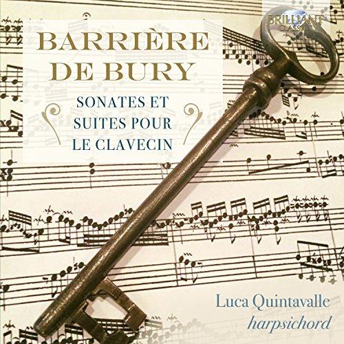 Amazon com: Sonata No  6 in A Minor: III  Aria amoroso: Luca