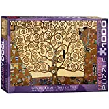 Eurographics Tree of Life by Gustav Klimt 1000-Piece Puzzle