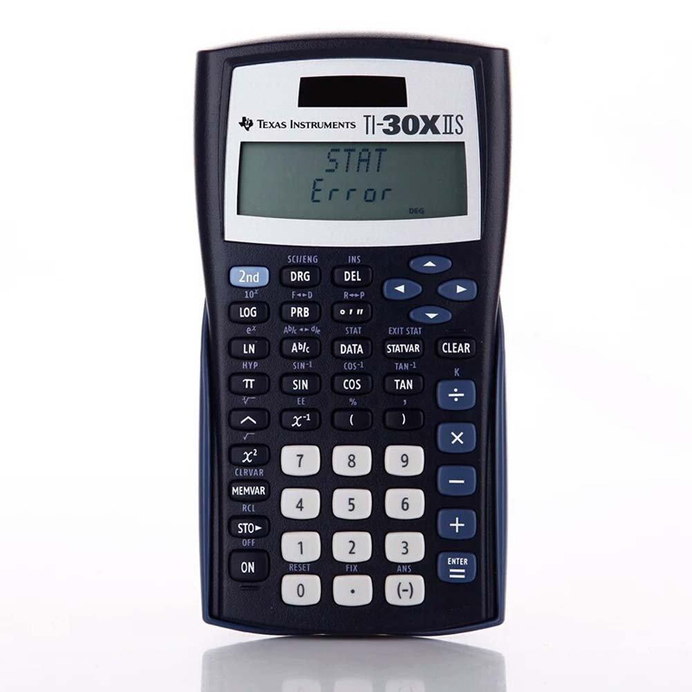 Texas Instruments TI-30XIIS Scientific Calculator by Texas Instruments (Image #1)