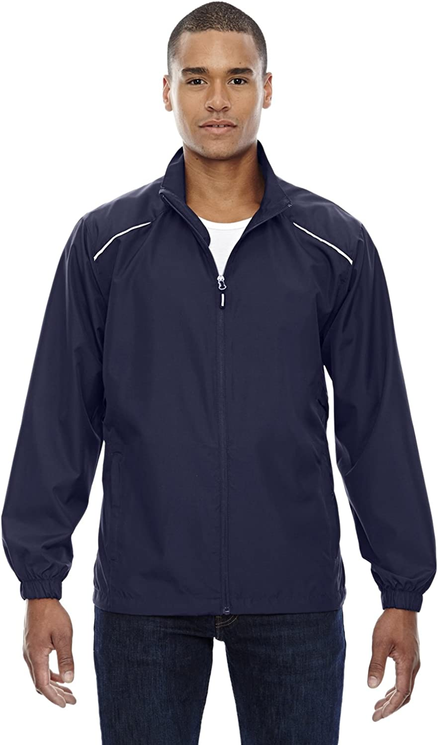 Ash City Mens Motivate Lightweight Jacket