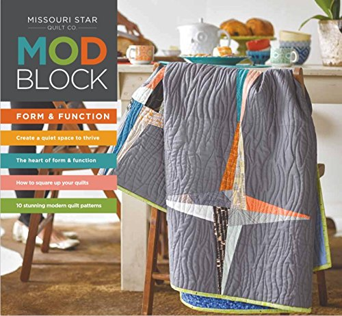 Modern Quilting Idea Book: ModBlock Magazine Vol 2 Issue 1