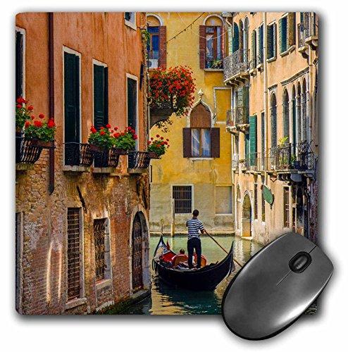 Gondola Canal Venice Italy Finish