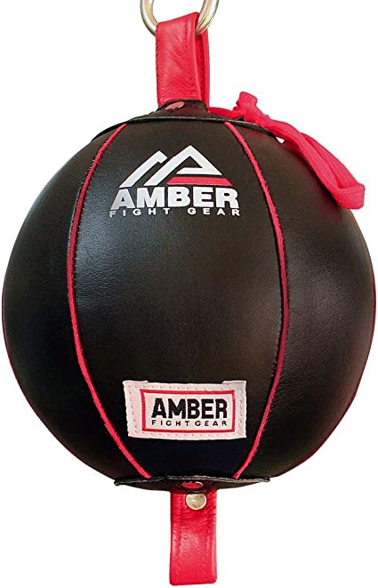 Boxing Double End Dodge Speed Ball MMA Martial Arts Floor to Ceiling Punch Bag