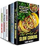 The Art of Cooking Box Set (6 in 1): Slow Cooker, Air Fryer Meals, Cakes and Pies, Best Flavors and Quick and Easy Cocktails (Healthy Meals Book 2)