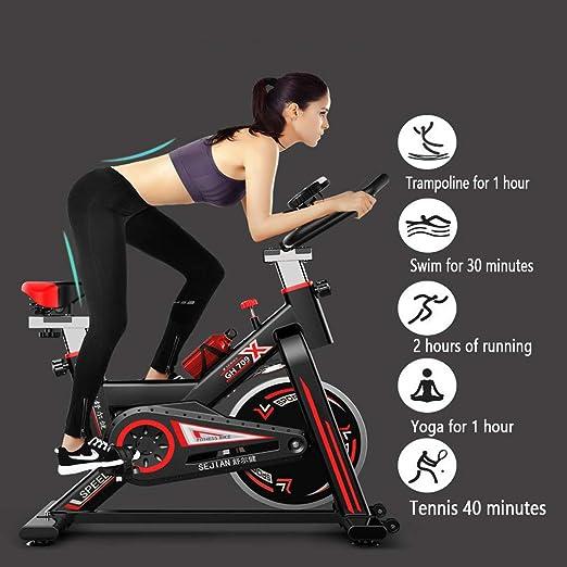Bicicleta Estática Profesional para Interiores Ejercicios para ...