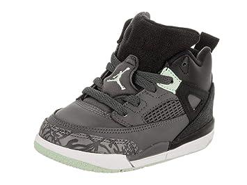 032e9496c810e0 Jordan Nike Toddlers Spizike GT Black MNT Foam Dark Grey Basketball Shoe 5  Infants