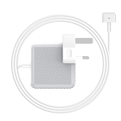 SUAMLAND - Cargador de Repuesto para MacBook Pro (60 W ...