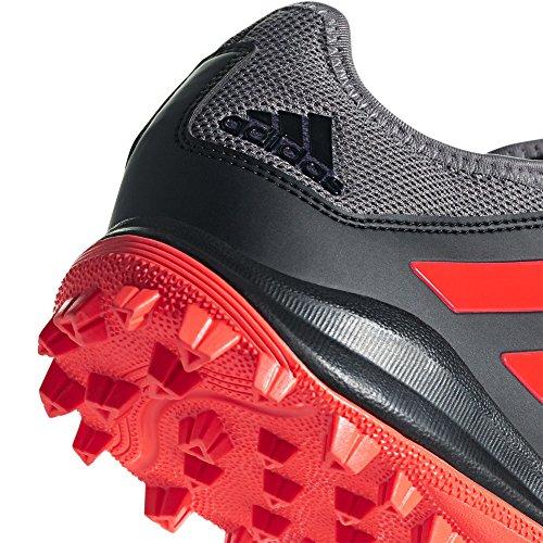 Hockey Sneakers 9s Aw18 Divox 1 Noir Adidas qTagt7Ia