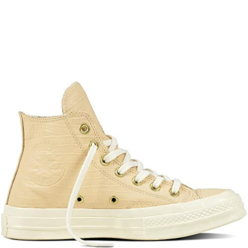 converse mujer leather