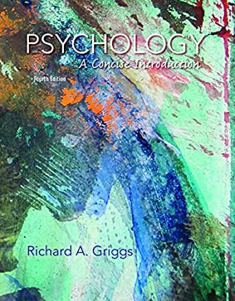 psychology a concise introduction 4th edition pdf
