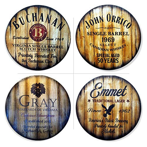 Personalized Round Table Top, 24