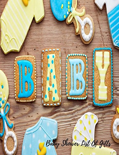 Baby Shower List Of Gifts: Baby Shower Gift -