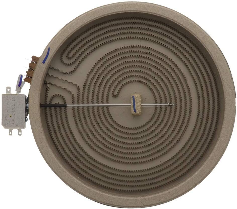 Edgewater Parts PS2321567 Dual Radiant Heating Element Compatible With GE Range