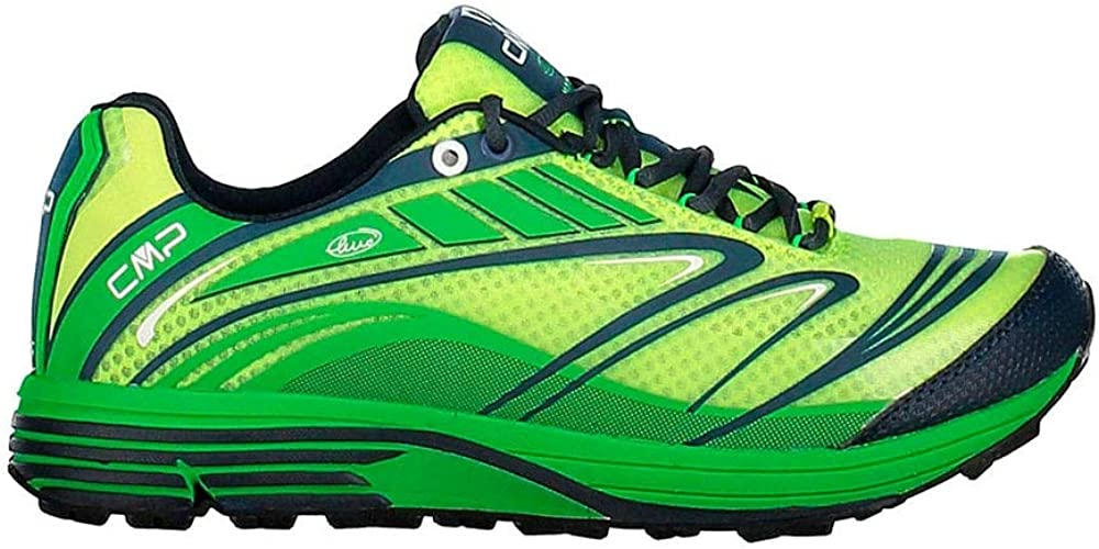 CMP Running Shoes Sports Shoes Maia Trail Shoes Black Lightweight Plain All Nylon Mesh