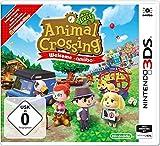 Nintendo Animal Crossing: New Leaf - Welcome amiibo, 3DS Básico Nintendo 3DS DEU vídeo - Juego (3DS, Nintendo 3DS, Simulación, Modo multijugador, E (para todos))