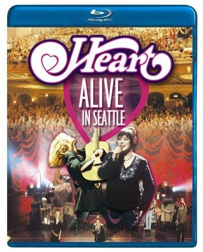 Heart: Alive in Seattle [Blu-ray] (Reel Parts Daves)
