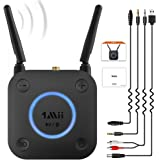 [Upgraded] 1Mii B06Pro Long Range Bluetooth Receiver, HiFi Wireless Audio Adapter, Bluetooth 5.0 Receiver with 3D Surround ap
