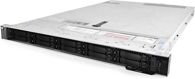 Dell PowerEdge R640 Server | 2X Silver 4110 2.1GHz = 16 Cores | 64GB RAM | H730P | 2X 1TB SAS (Renewed)