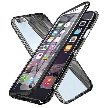 coque iphone 6 360 degres magnetique