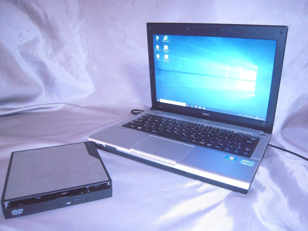 動作激速 新品 SSD搭載 Core i5 3320M  Windows10 Pro 無線LAN NECノートPC 12.1型ワイド液晶 メモリ4GB 復元ソフト Microsoft office お買い上げ特典有 B07HDM1FSM, RISTAGE fc21d43d