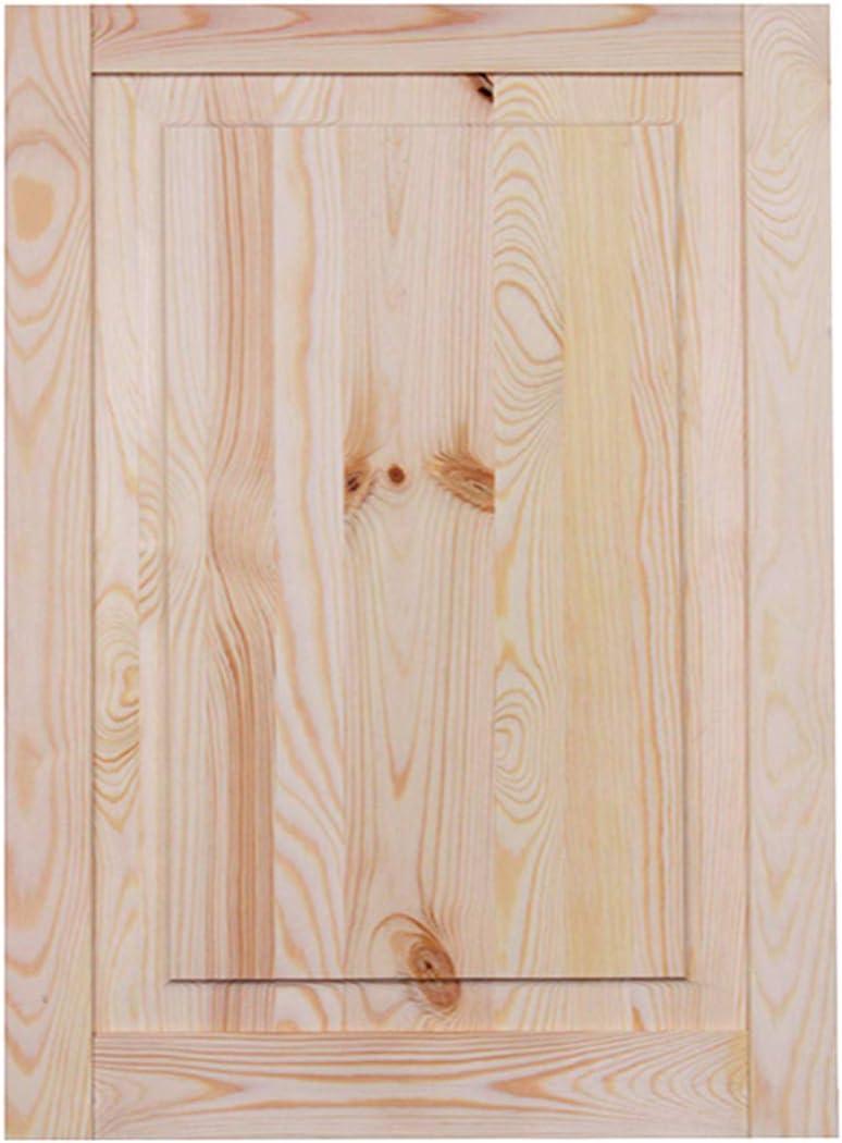 Schr/änke Vierer Paket 4-er Pack M/öbel Kassettent/ür Holzt/ür natur 69 x 39,4 cm Schrankt/ür Raumteiler Schiebet/ür f/ür Regale Kiefer Holz unbehandelt