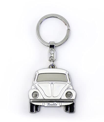 Amazon Com Vw Collection By Brisa Vw Beetle Key Ring In T Tin