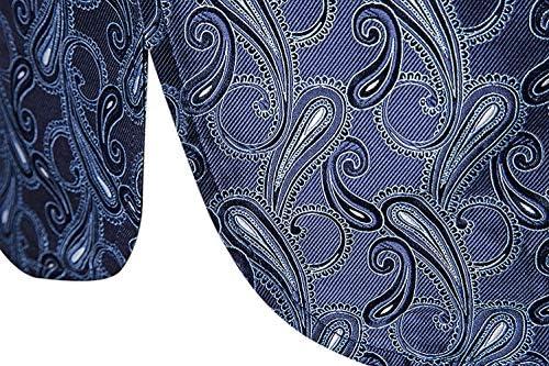 [MANMASTER(マンマスター)]テーラードジャケット ブレザー 総柄 二つボタン ステージ衣装 メンズ CXH141