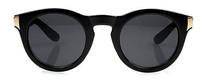 f4e002cd361 4sold TM New Two Tone Black   Gold OPPA PSY GANGNAM Style fashion  Sunglasses korean kpop