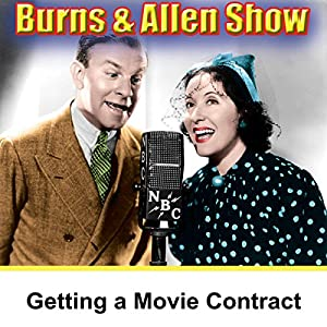 Getting a Movie Contract Radio/TV Program