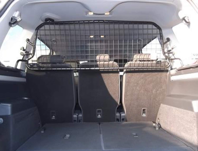 passgenaues Trenngitter//Hundegitter//Gep/äckgitter Kleinmetall Masterline VW Touran II Typ: 5T
