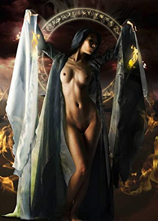 fantasy art Nude