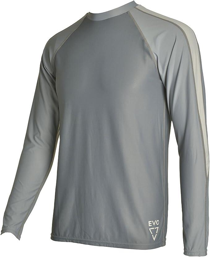 evo UPF 30 Loose-Fit Long-Sleeve Rashguard