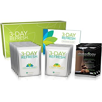 Amazon Com Raw Generation 3 Day Protein Cleanse