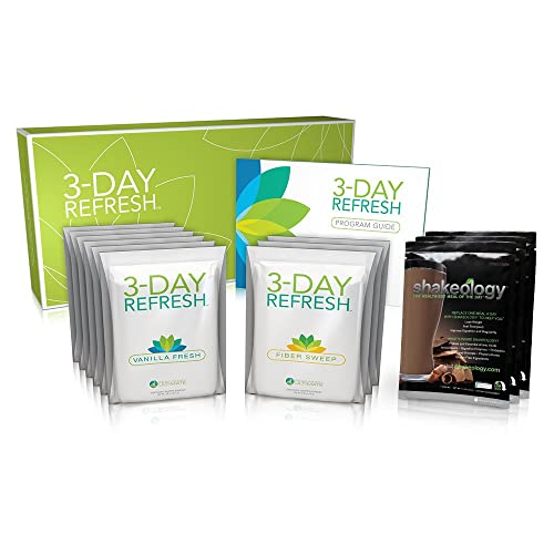 Chocolate - Beachbody 3 Day Refresh with Shakeology