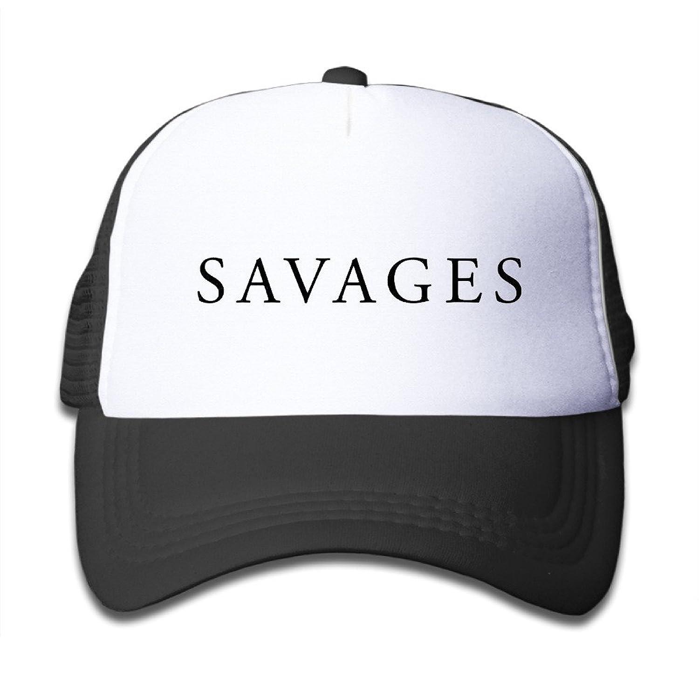 Child's Baseball Hat Savages Band Adjustable Snapback