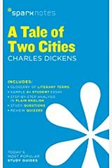 A Tale of Two Cities SparkNotes Literature Guide Paperback