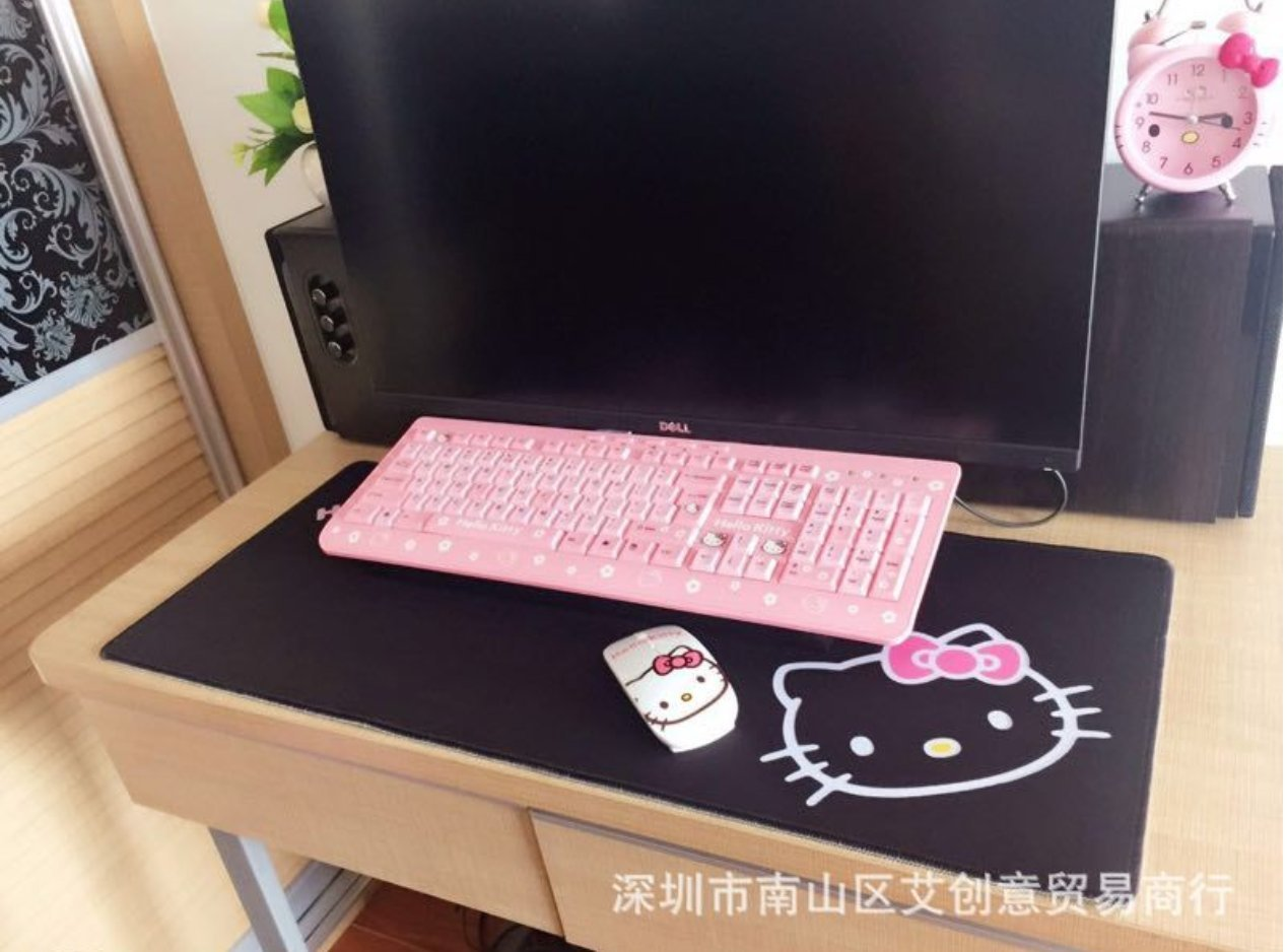 Hello Kitty - Mouse Pad