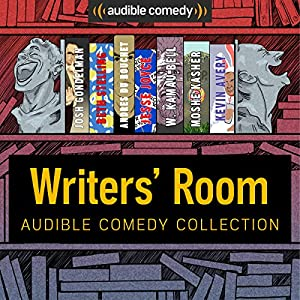 Audible Comedy Collection: Writers' Room Performance