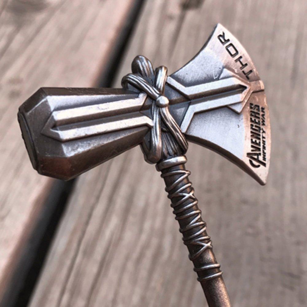 Amazon.com: maexus novedad llavero infinity Guerra Thor ...