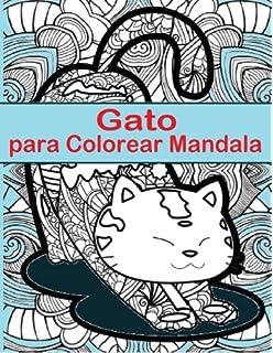 Gato Para Colorear Mandala: Gato Para Colorear Mandala es un…