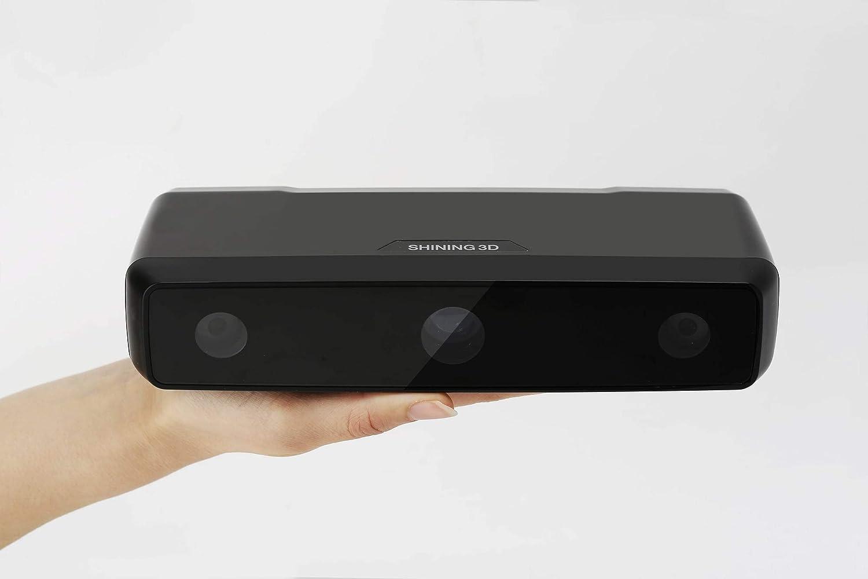 El nuevo Madat EinScan SE escáner 3D de escritorio: modo dual fijo ...