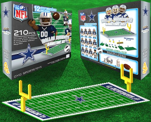 NFL Dallas Cowboys Game Time Set by OYO