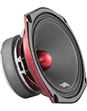 $62 Get DS18 PRO-X694 BM Loudspeaker - 6x9, Midrange, Red Aluminum Bullet, 550W Max, 275W RMS, 4 Ohms - Premium Quality Audio Door Speakers for Car,Truck and Motorcycle Stereo Sound System (1 Speaker)