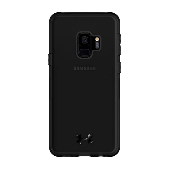 reputable site 054c1 901bd Amazon.com: Under Armour UA Protect Verge Case for Galaxy S9 ...