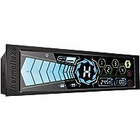 "Thermaltake Commander FT Touch Screen 5 Channel Single 5.25"" Bay Cooling Fan Controller AC-010-B51NAN-A1"