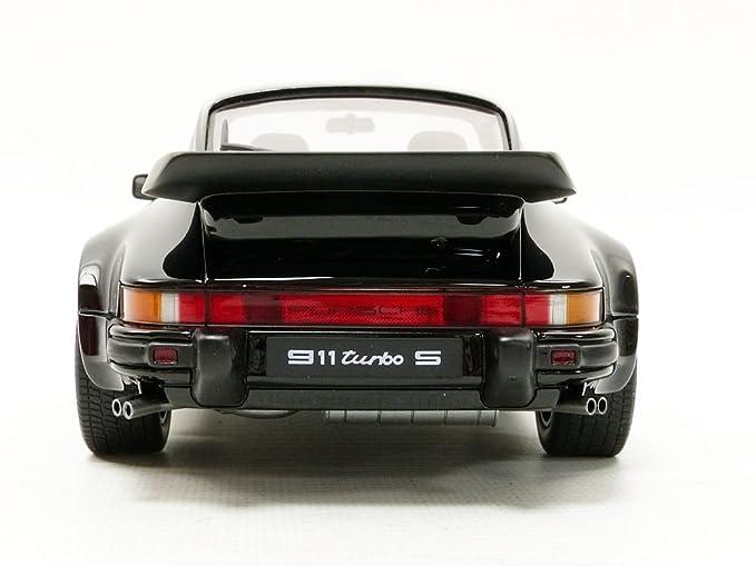 Gt Spirit Miniatura de Coche Porsche 911 Turbo S (Escala 1/18, gt178, Negro: Amazon.es: Juguetes y juegos