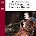The Adventures of Sherlock Holmes, Book I Audiobook by Arthur Conan Doyle Narrated by David Timson