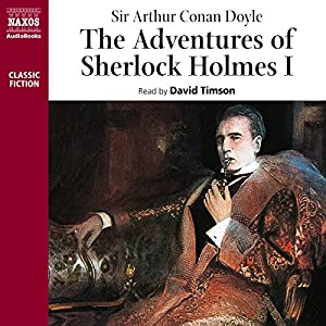 The Adventures of Sherlock Holmes, Book I Audiobook