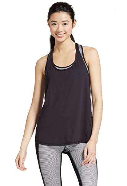 c1cd15517f6871 Champion C9 Women s Strappy Back Tank Top - at Amazon Women s Clothing store